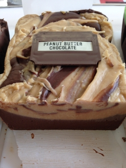 Peanut Butter Chocolate Swirl Fudge