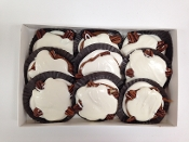 White Chocolate Pecan Turtles